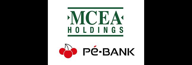 株式会社MCEAホールディングス/株式会社PE-BANK